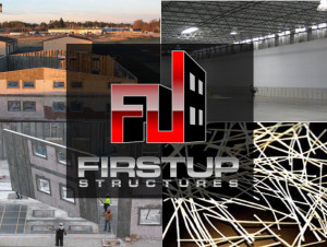 What is FirstUp Structures?